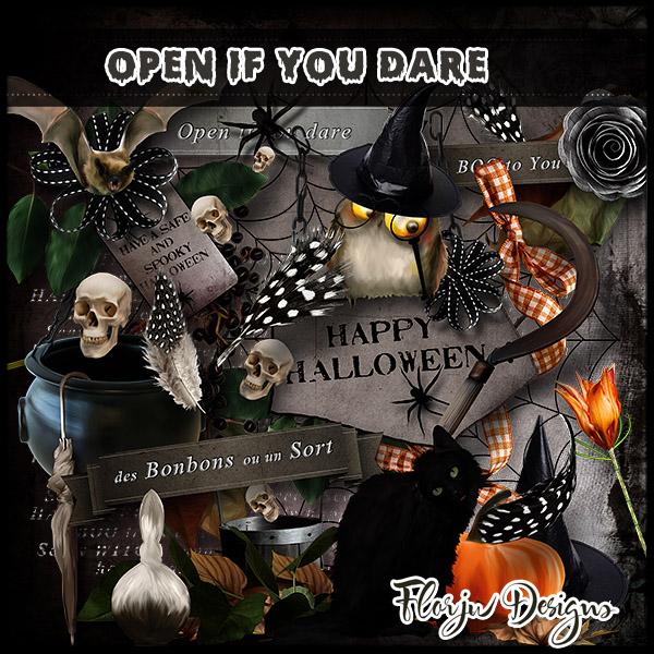 Open if you dare Full Kit