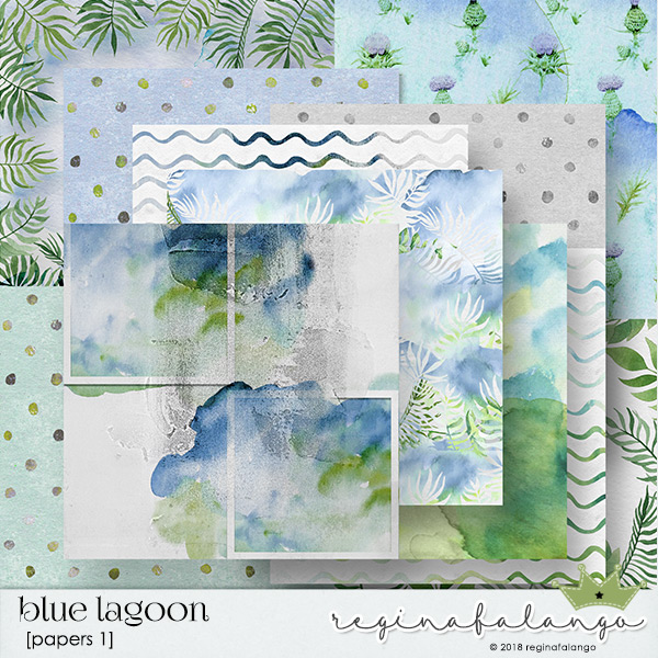 BLUE LAGOON PAPERS 1