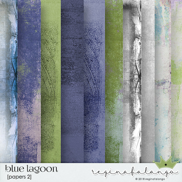 BLUE LAGOON PAPERS 2