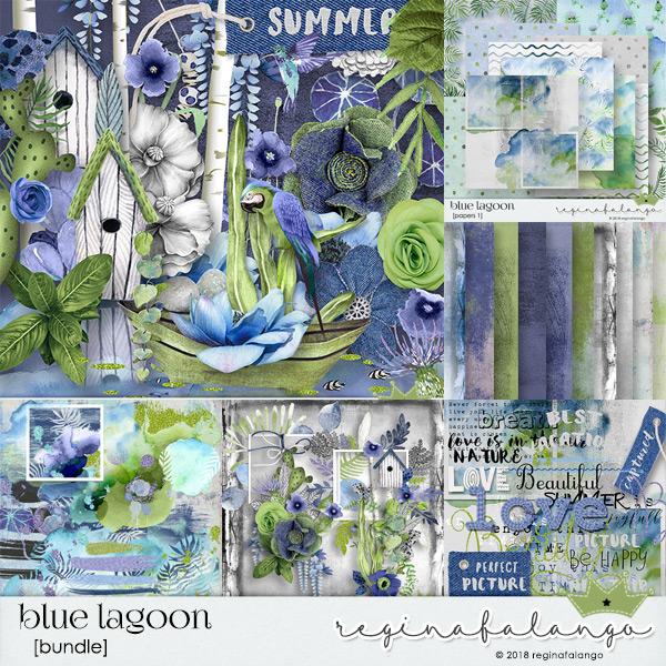 BLUE LAGOON BUNDLE
