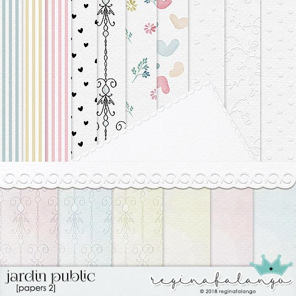 JARDIN PUBLIC PAPERS 2