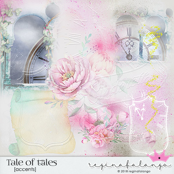 TALE OF TALES ACCENTS