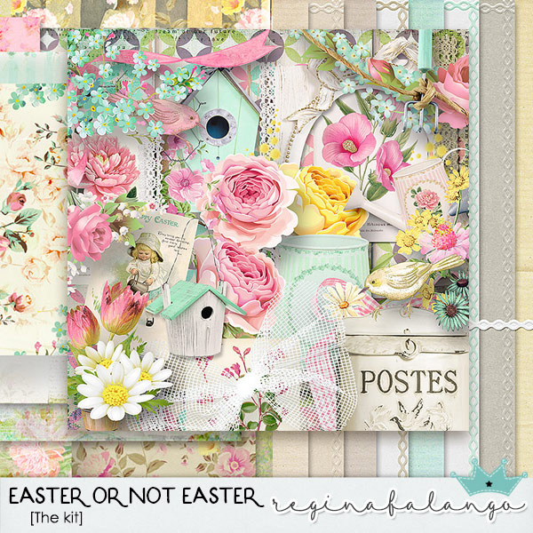 EASTER OR NOT EASTER THE KIT