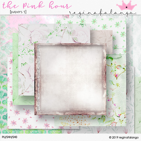 THE PINK HOUR PAPERS 1
