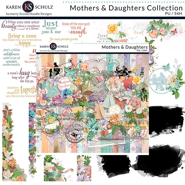 Mothers and Daughters Collection