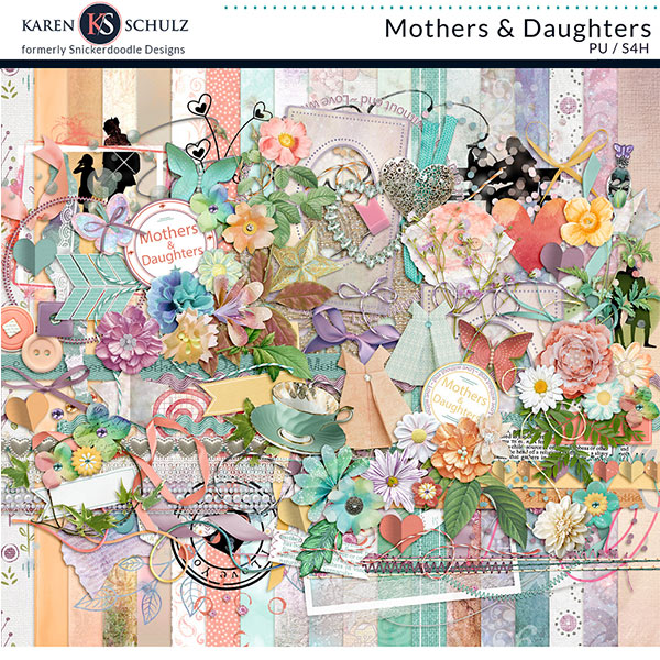 Mothers and Daughters Kit