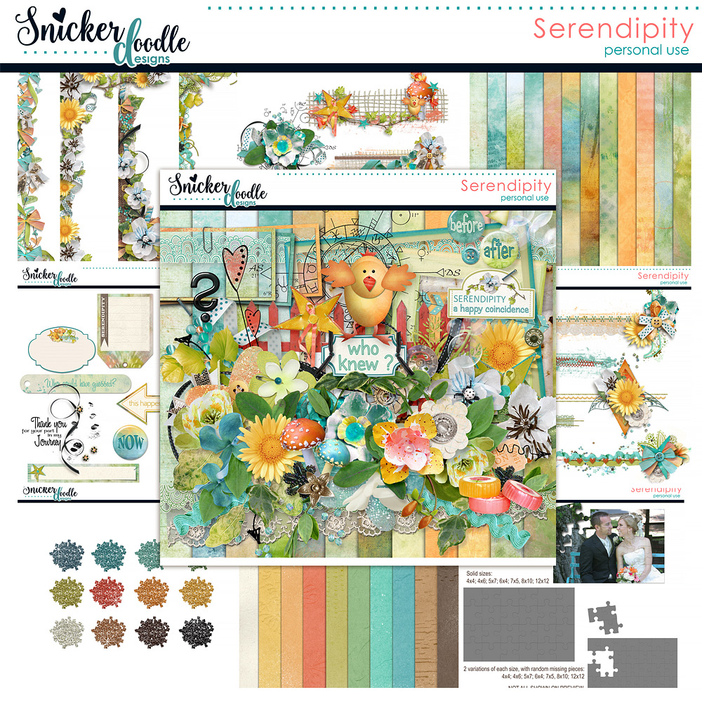 Serendipity Collection