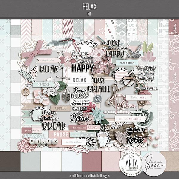 Relax | Kit