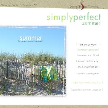 Simply Perfect No 2 - Summer