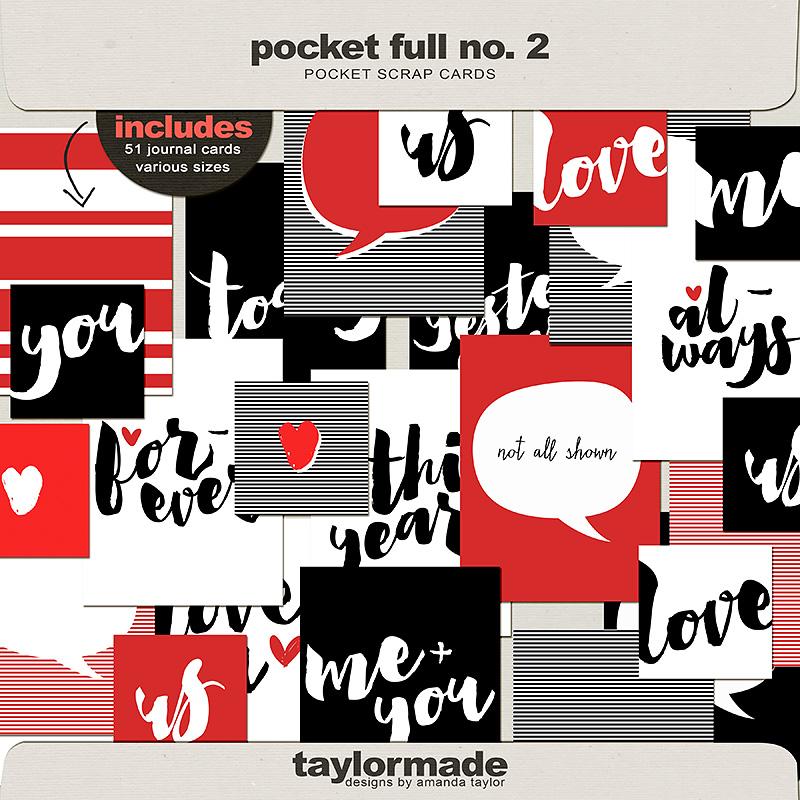 Pocket Full No. 2
