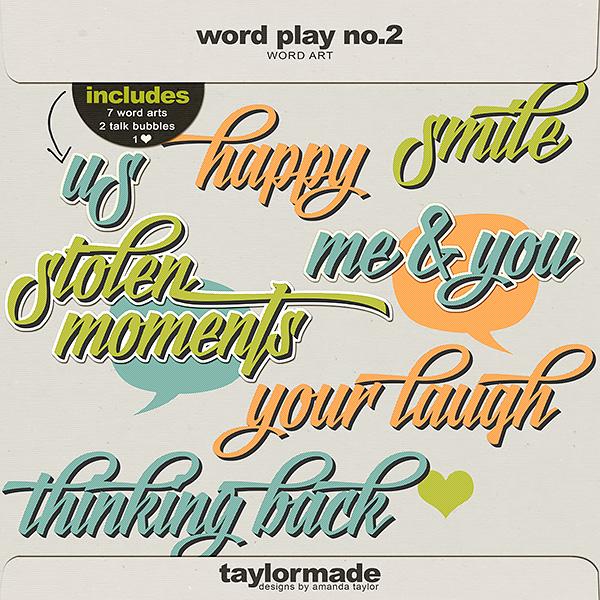 Word Play No. 2