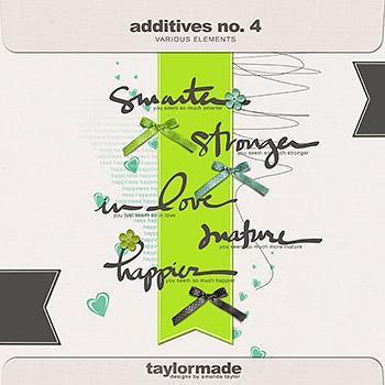 additives NO4