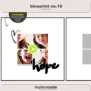 taylored blueprint NO16