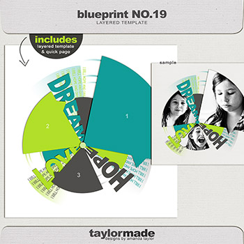 taylored blueprint NO19