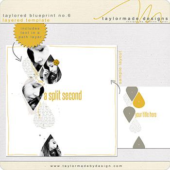 taylored blueprint NO. 6