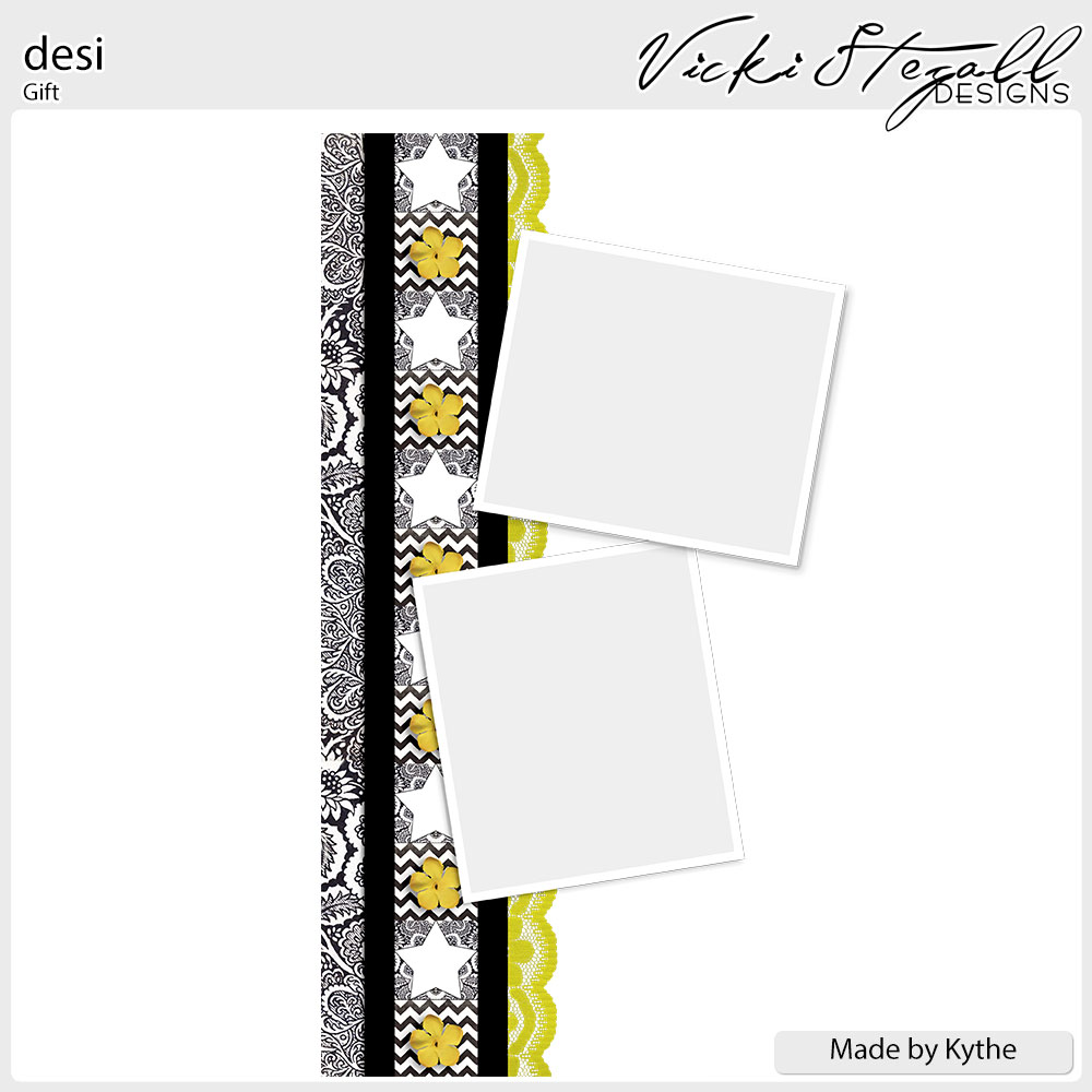 Desi Gift 01 by Vicki Stegall