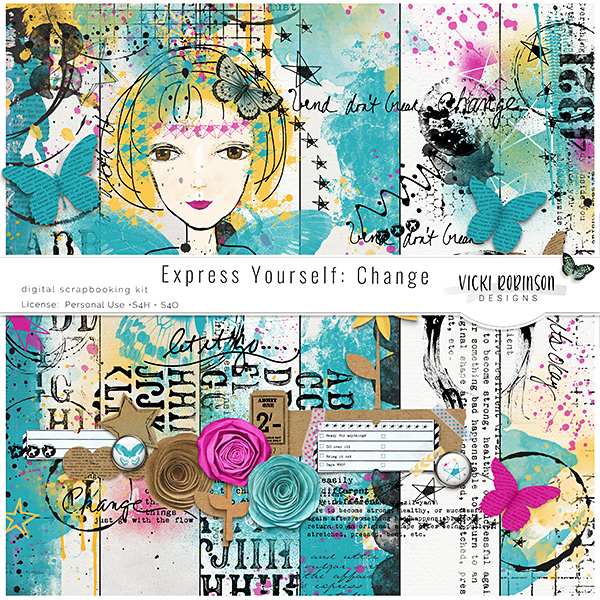Express Yourself Change