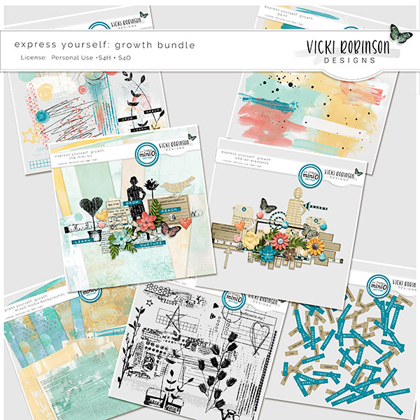 Express Yourself: Growth Bundle