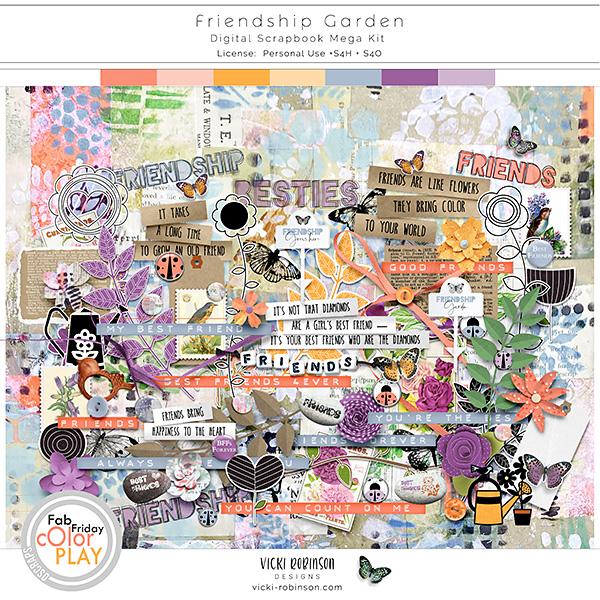 Friendship Garden Mega Kit