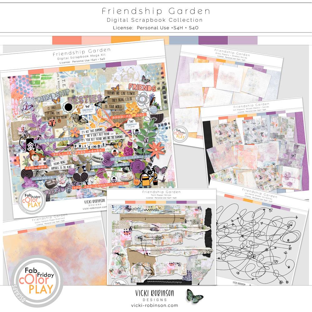Friendship Garden Collection