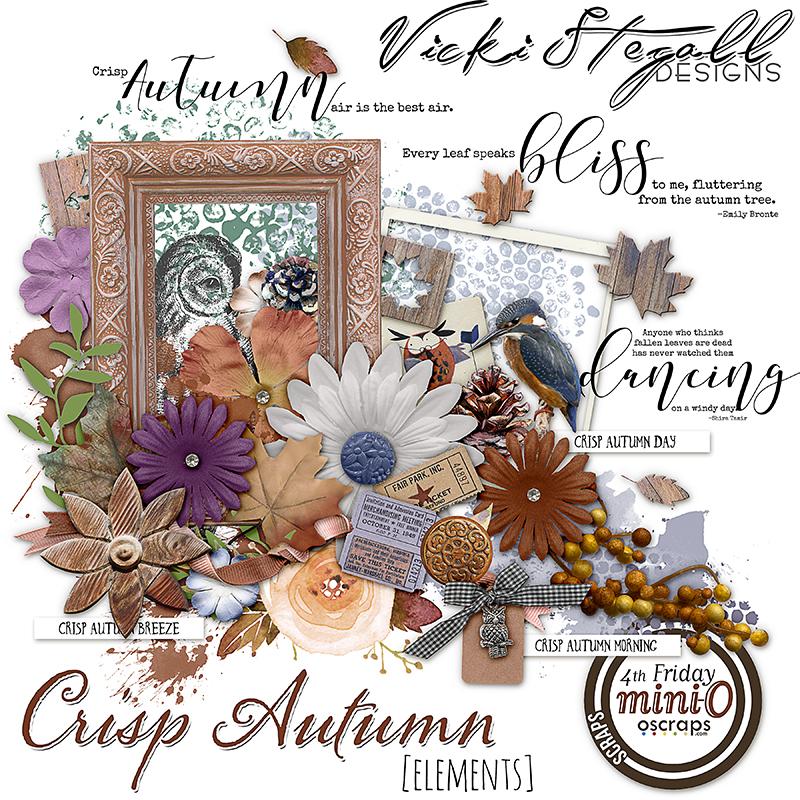 Crisp Autumn (ELEMENTS)