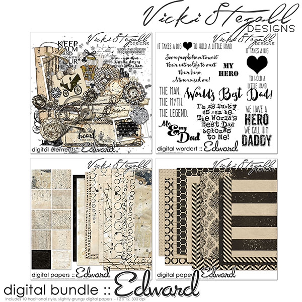 Edward - Bundle