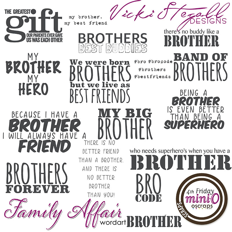 Family Affair (BROTHERS)