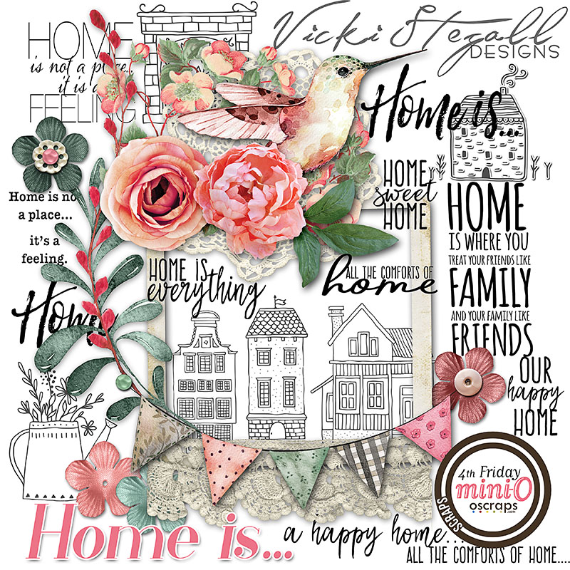 Home is {elements}