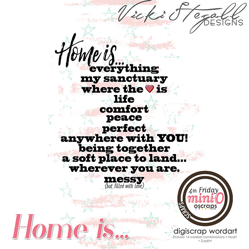 Home is {Words}