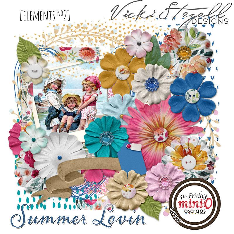 Summer Lovin (Elements no 2)