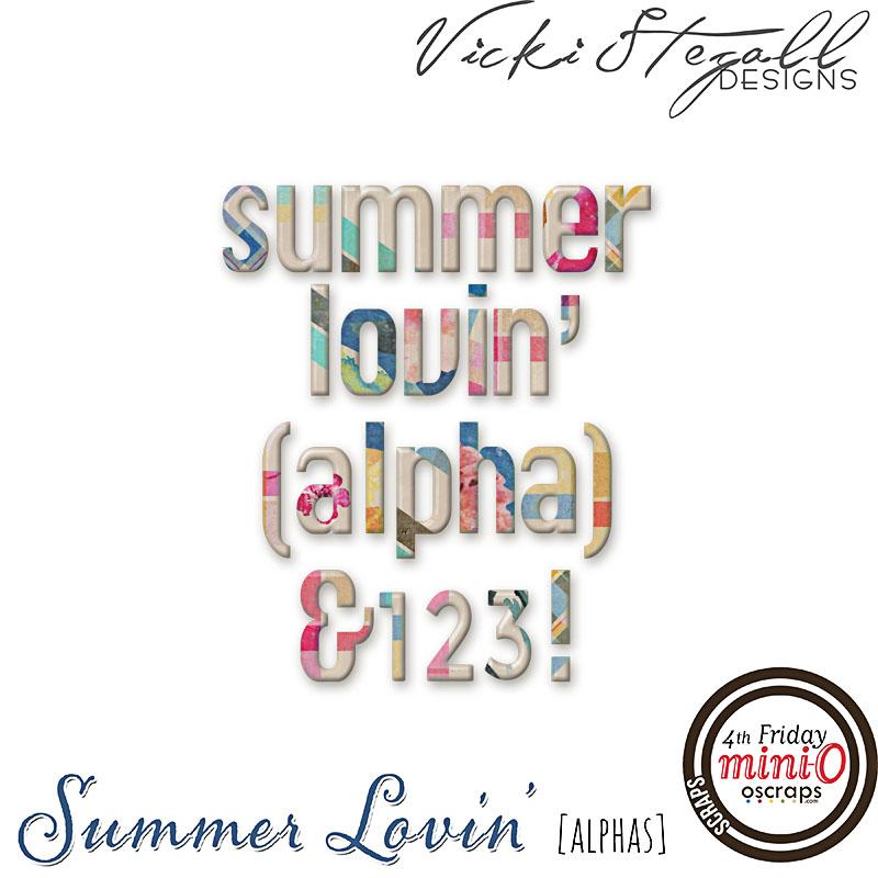 Summer Lovin (Alphas)