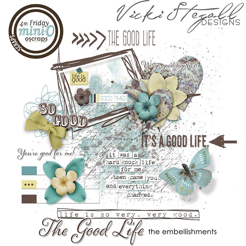 The Good Life - Elements