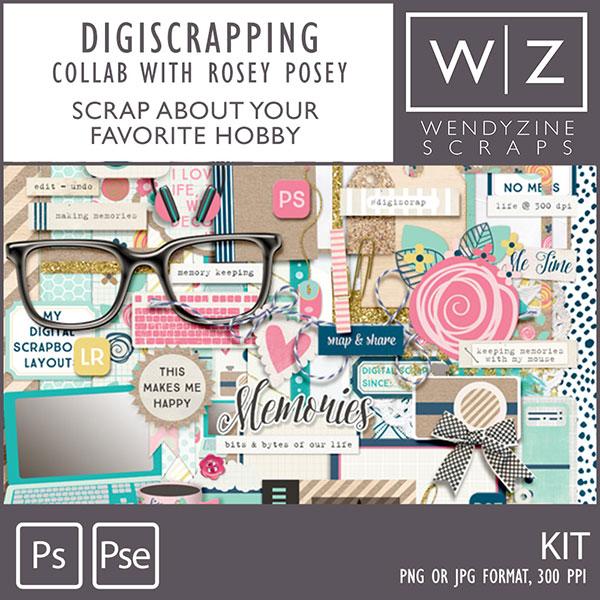 Digiscrapping {Kit}