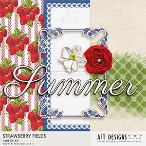Strawberry Fields Add On Mini Kit