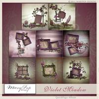 Album Violet Meadow