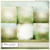 CU Paper Pack vol.15