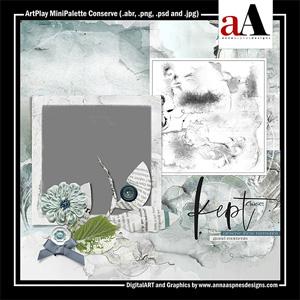 ArtPlay MiniPalette Conserve