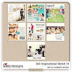 365 Inspirational Sketches Ver.14