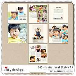 365 Inspirational Sketches Ver15