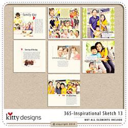 365 Inspirational Sketches Ver.13