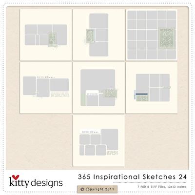 365 Inspirational Sketches Ver.24