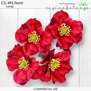 CU 495 FLORAL