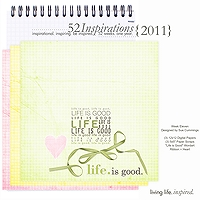52 Inspirations :: 2011 {Week 11}