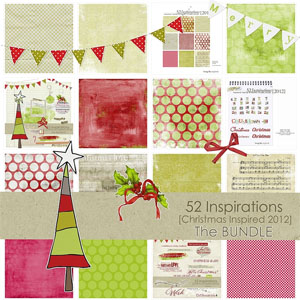 52 Inspirations :: 2012 {Christmas Inspired}