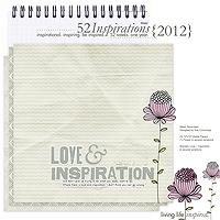52 Inspirations :: 2012 {Week 17}