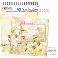 52 Inspirations 2013 :: Week 19