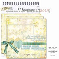 52 Inspirations 2013 :: Week 32