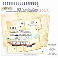 52 Inspirations 2013 - Week 38