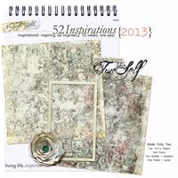 52 Inspirations 2013 - Week 42