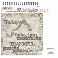 52 Inspirations 2013 - Week 46